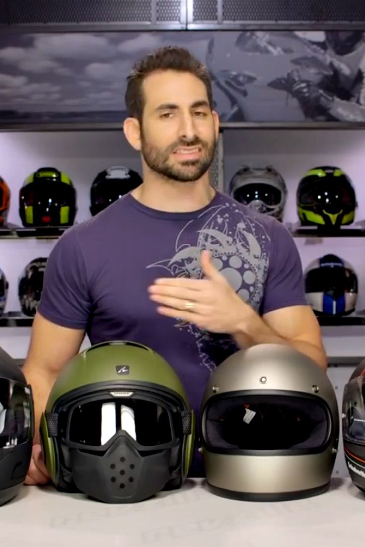 Looking for a new lid? The 2015 @revzilla  motorcycle helmet guide is out, and packed with great advice and products. Click to watch the video.