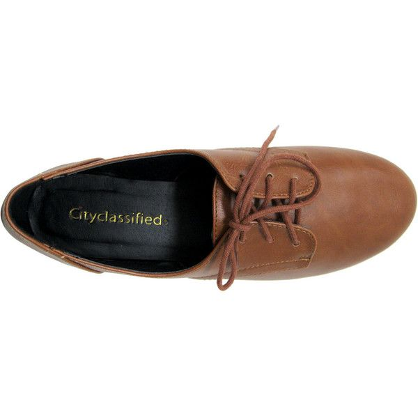Casual Tweed Shoes For Women Oxfords Heel