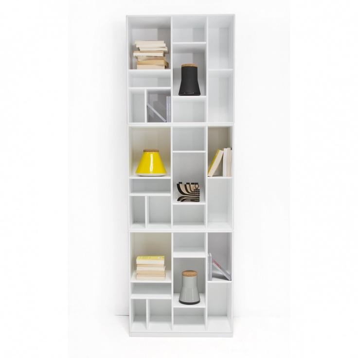 Montana Box In Box Book Shelf | Montana | Shelves | Furniture | AmbienteDirect.com