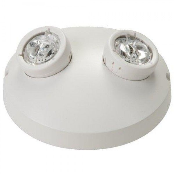 Sure-Lites LEMR2 PathLinx 2-Head LED Emergency Lighting Remote Unit  #149; This item is a remote unit and must be used with a remote capable SureLites #emergency #light #system Specifications and Features :#149; Number of Light Heads:Double 1.4W AccuLED optic (1.8W per 6V input)#149...