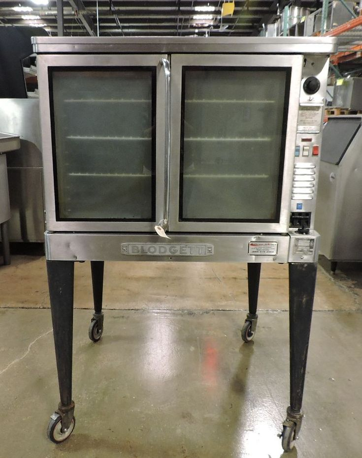 Blodgett EF-111 Commercial Electric Convection Oven #Blodgett
