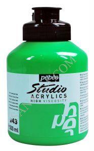 Pebeo Studio Akrilik Boya 43 Cadmium Green Hue