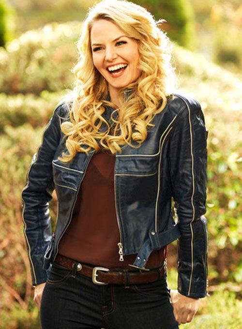 Jennifer Morrison Once Upon a Time Leather Jacket   Jennifer