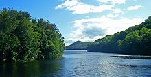 New York metropolitan area - Wikipedia, the free encyclopedia East Branch Reservoir in Putnam County, New York, in the Hudson Valley.