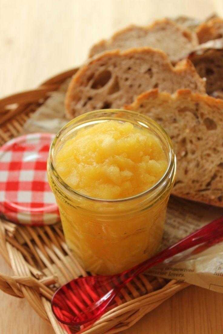 さつまいもとりんごの秋ジャム by 調理師あこ   レシピサイト「Nadia   ナディア」プロの料理を無料で検索