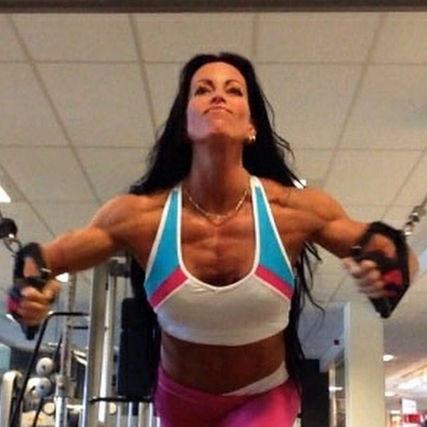 Natalia kuznetsova bodybuilder dating meme about bitches
