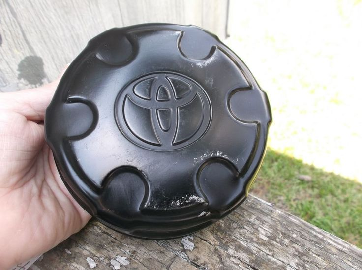 95-00 Toyota Tacoma wheel center cap 4260104110 metal hubcap  cover W800 #Toyota