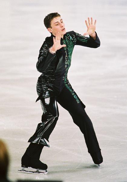 Brian Joubert Worlds 2004, SP