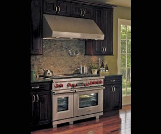 Pictures Of Dream Kitchen Appliances And Hardware Stove