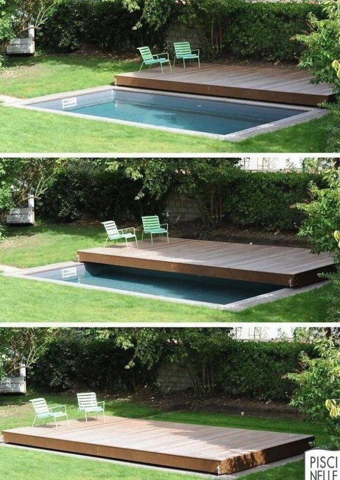 115 Best Creative Small Swimming Pool Design For Backyard Inspiration 26 Myho Garten Gartenideeen G In 2020 Pool Landscaping Small Pool Design Swimming Pool Designs