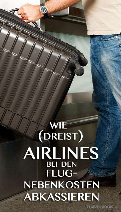 """Die Zeitschrift """"Clever reisen!"""" hat zehn Airlines unter die Lupe genommen und getestet, wie hoch die Zusatzkosten bei der Flugbuchung sind, etwa für Sitzplatzreservierung, zusätzliches Gepäck oder die Bordverpflegung. Das Ergebnis: Zum Teil müssen Kunden mit erheblichen Aufschlägen rechnen."""