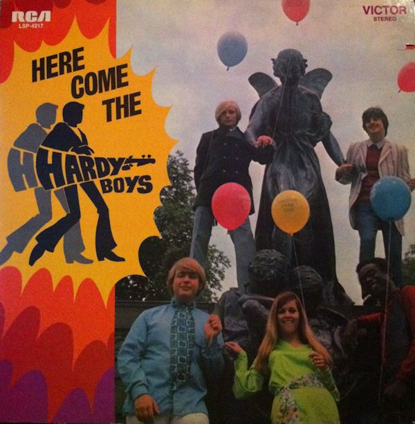 The Hardy Boys (3) - Here Come The Hardy Boys (Vinyl, LP, Album) at Discogs
