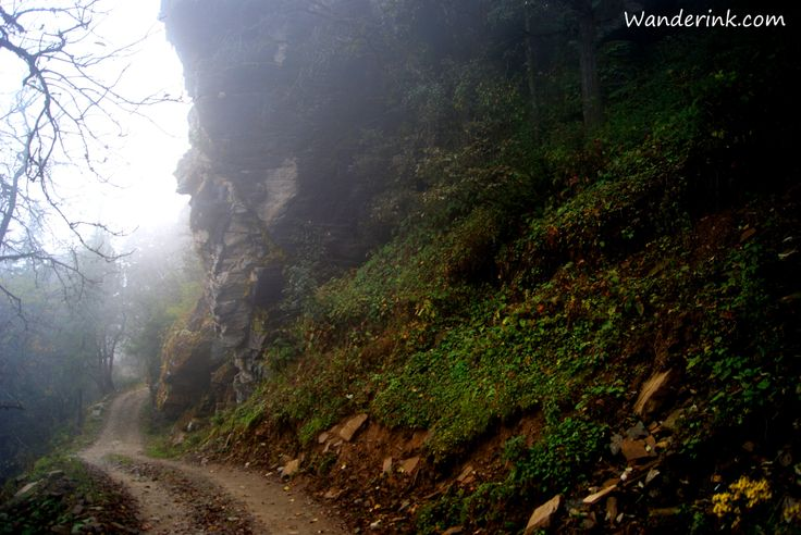 Driving in the hills is as much about skills as it is being courteous and considerate... 'Don't be an airhead in the mountains' on Wanderink.com