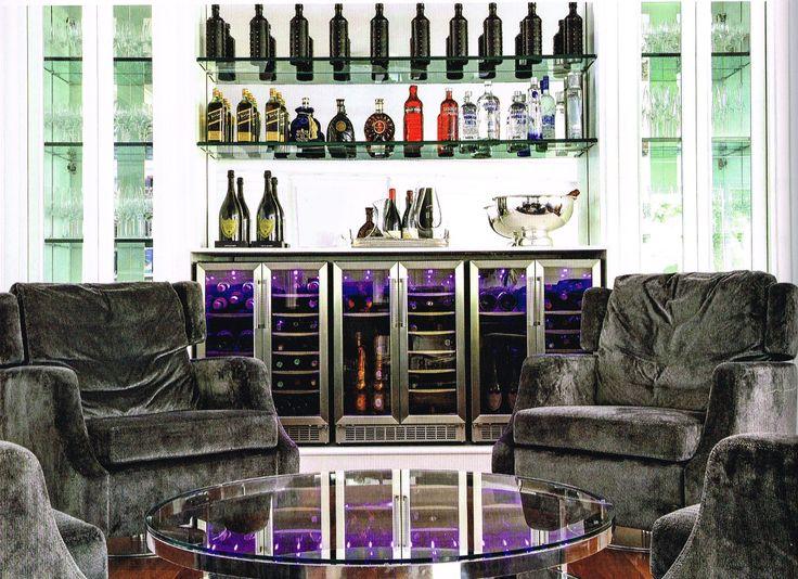 estante nicho vidro bar adega bebida cristaleira
