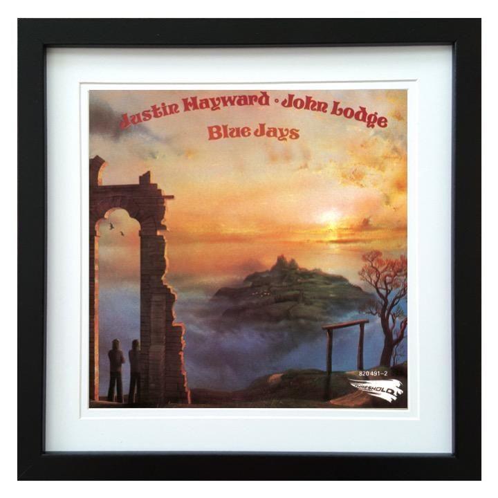 Hayward Lodge Blue Jays Album Justin Hayward Blue Jays Moody Blues