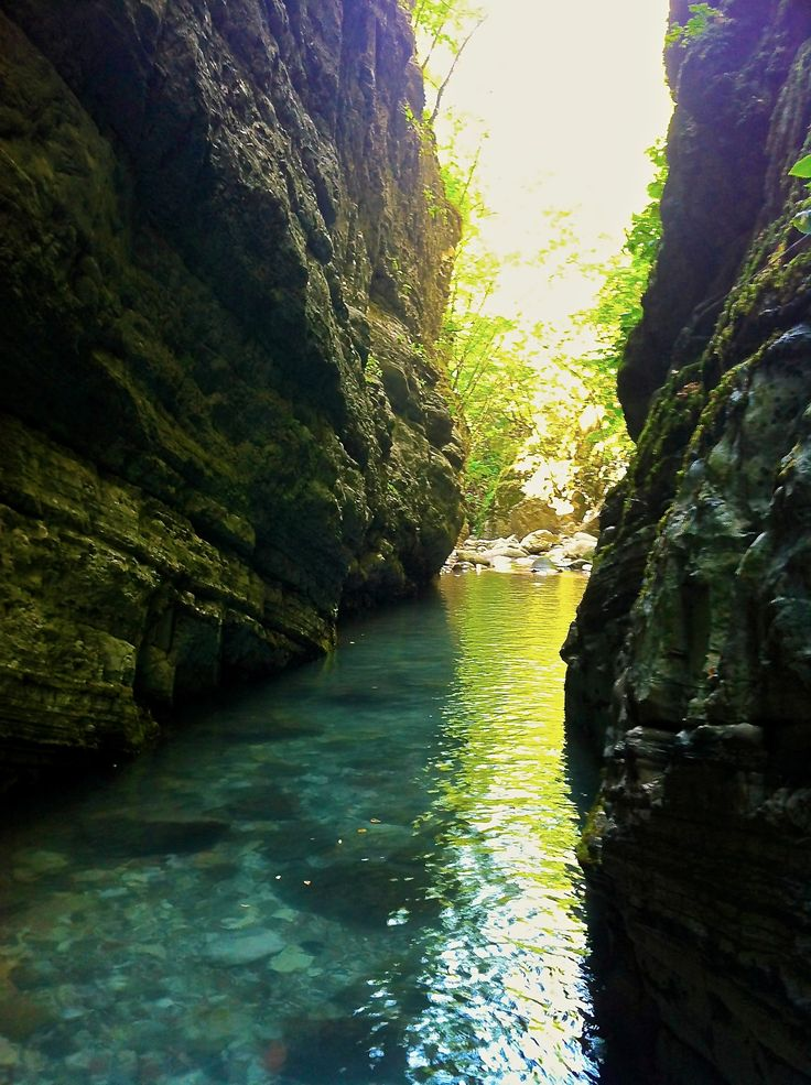17 best images about hidden treasures in tuscany on - Canyon park parco avventura bagni di lucca lu ...