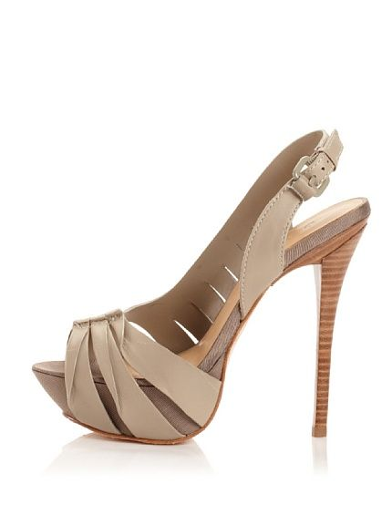 Just saw a pair like these in Black, at DSW, and I would have bought a pair of size 6, for my next date, but they didn't have them.  Yeah, probably best to not buy dates heels.... Even I think it's pushing it.