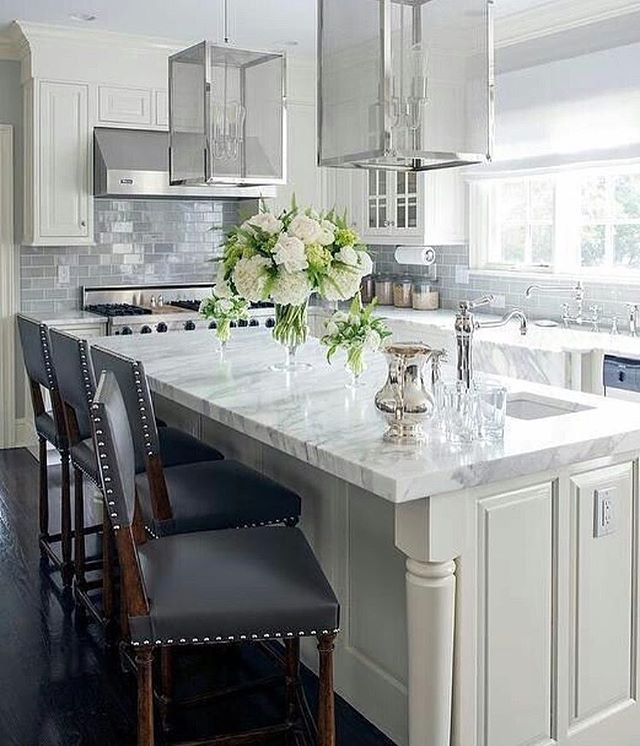 Kitchen Countertops And Backsplash Photos: 17 Best Images About Kitchen Backsplash & Countertops On