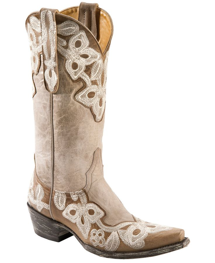 Old Gringo Marrione Cowgirl Boots