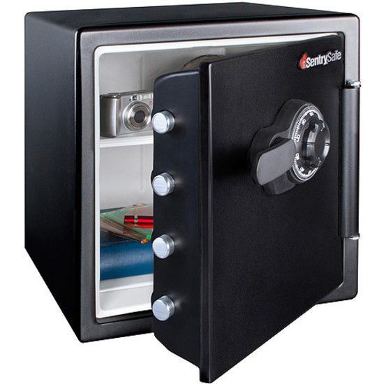 SentrySafe 1.2 cu. ft. Waterproof and Fire Resistant Combination Safe Money Gun #SentrySafe