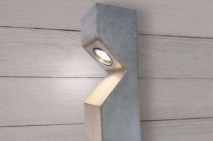 dade design | Dade Design Beton Licht