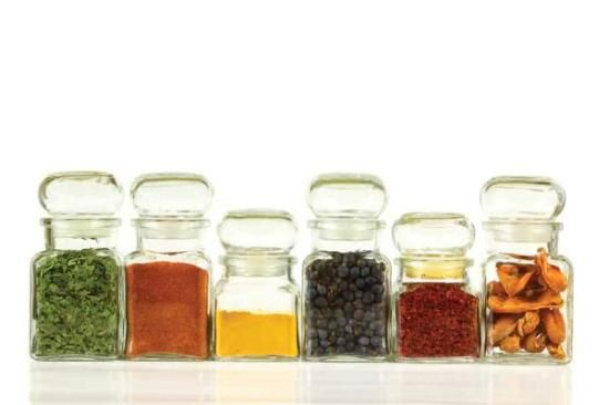 7 Herbs for health & wellness--calming herbal teas, peppermint, passionflower, chamomile, garlic, burdock root and oregano
