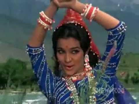 Tere Karan Mere Sajan | Rajesh Khanaa, Asha Parekh & Vinod Khanna | Lata Mangeshkar