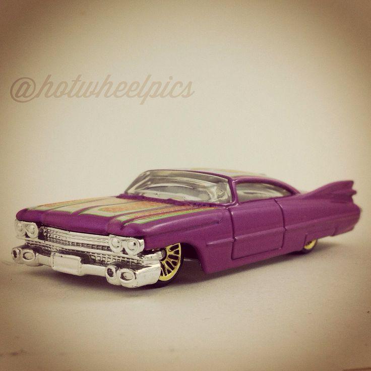 "#032 - 1959 Cadillac - 2002 Hot Wheels ""First Editions"" #hotwheels | #toys | #diecast | #Cadillac"