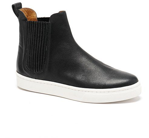 Pin for Later: The Best Sneakers to Help You Survive Winter in Style  Loeffler Randall Crosby High-Top Sneaker ($295)