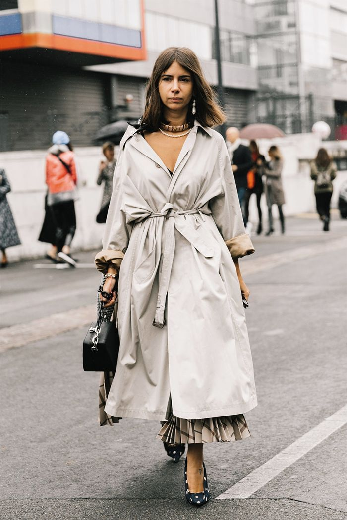 Trench Coat Outfit Street Style, Trendy Trench Coats 2020