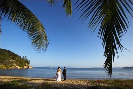 Magnetic Island Weddings ~ Geoffrey Bay