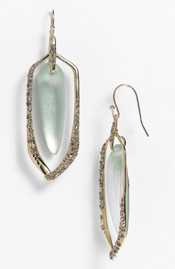 Alexis Bittar 'Lucite® - Mod' Drop Earrings available at #Nordstrom