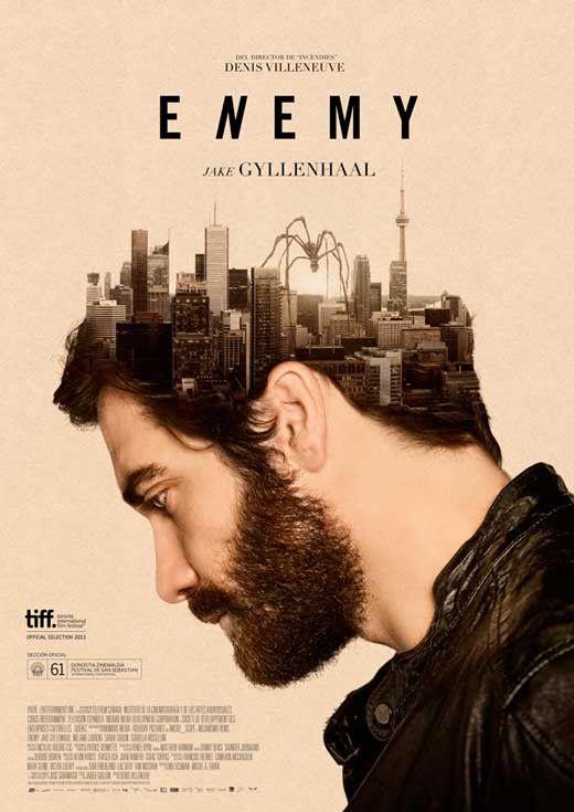 Enemy (Spanish) 11x17 Movie Poster (2014)