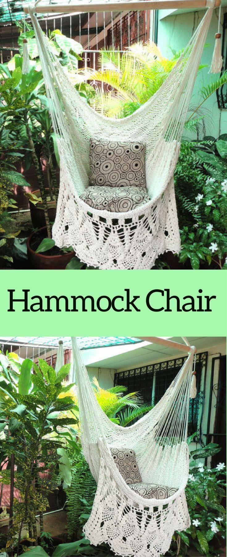 Best 25 bedroom hammock ideas on pinterest indoor for Hanging chair for dorm