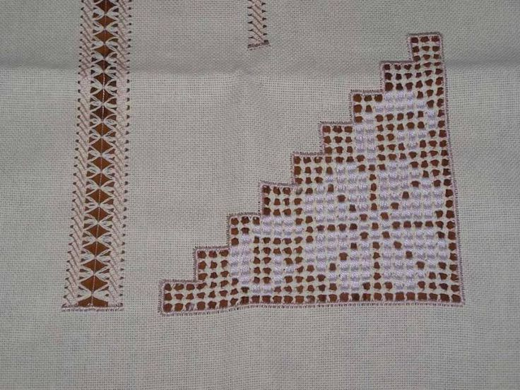 Hardanger Tablecloth With Hearts Photo: This Photo was uploaded by sonnenblume5. Find other Hardanger Tablecloth With Hearts pictures and photos or uplo...