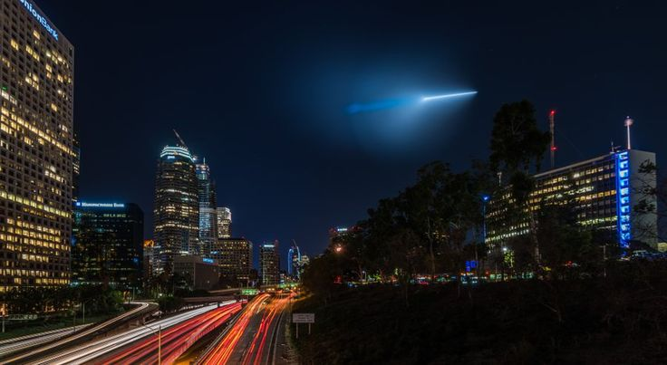 Mysterious Object Over California Was Not a UFO