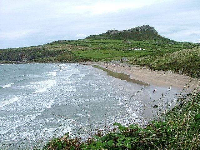 Whitesands Bay - Pembrokeshire