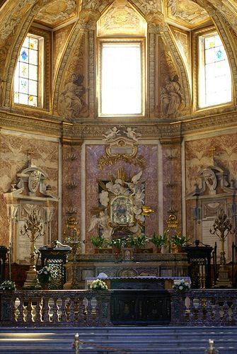 St. Mary of the Angels Rome
