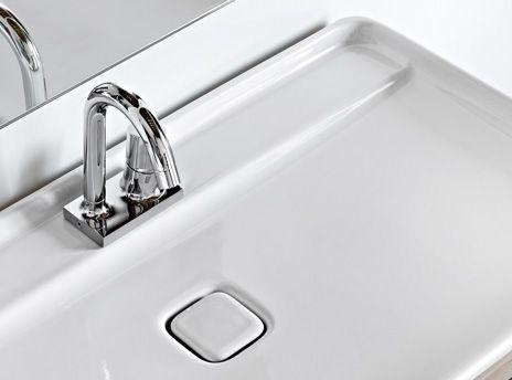 Naked, design Meneghello Paoellli Associati #washbasin #design