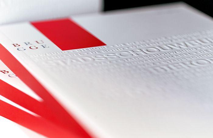 CCBrugge - Diepdruk   by Skinn Branding Agency