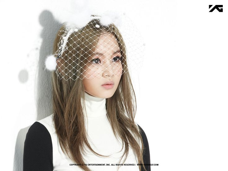 #LEEHI [1st Album : First Love] 2013.03