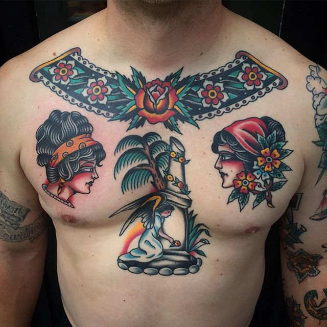 1326 Best Oldschool ,Traditional Tattoos , Олдскул тату
