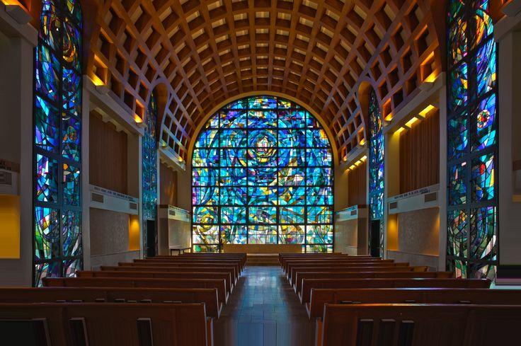Stauffer Chapel, Pepperdine University