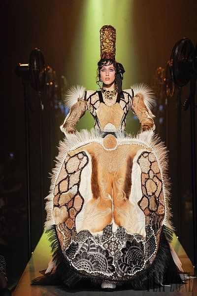 Jean Paul Gaultier Fall-winter 2015-2016 - Couture