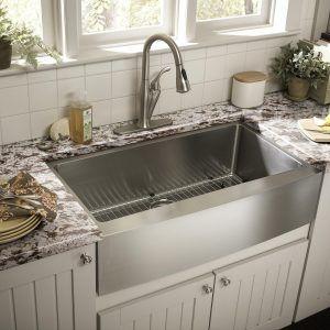 Big Deep Kitchen Sinks