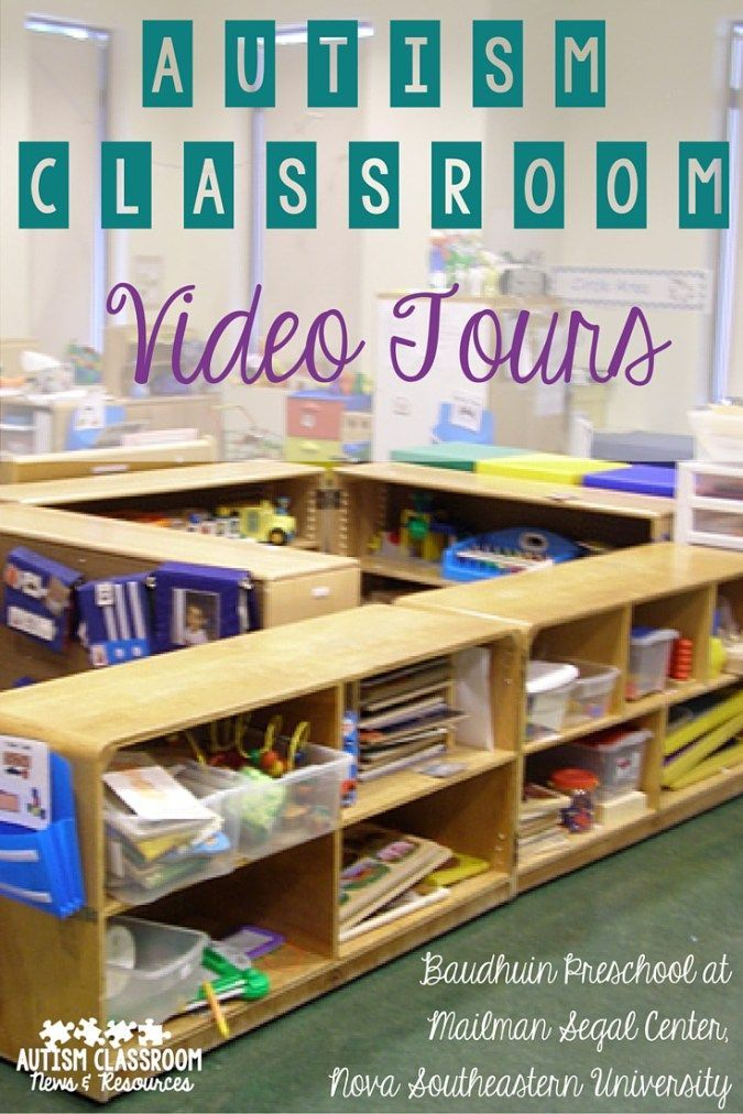 Classroom Design For Autism ~ Best autism preschool ideas on pinterest