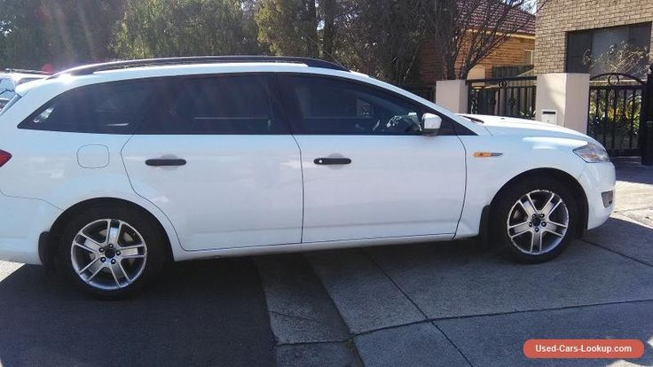 2010 Ford Mondeo Wagon in excelent condition #ford #mondeo #forsale #australia