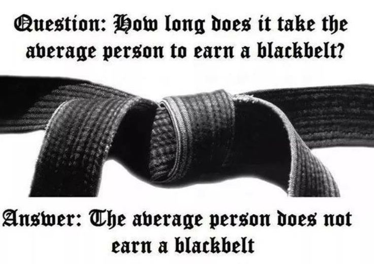 The average person does not earn a Black Belt. Don't be average. Lion's Den Hodges Kenpo Karate, Kerman, CA