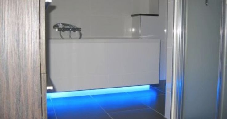 13 best Led strip badkamer images on Pinterest | Bathroom, Bathrooms ...