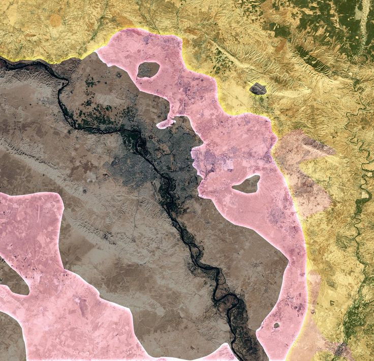 Map World Oil Reserves%0A  Map  It u    s not looking any better for ISIS in  Mosul